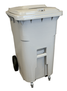 96 Gallon Document Shredding Containers