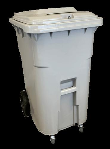 96 Gallon Document Shredding Containers