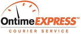Ontime Express Courier Services Logo