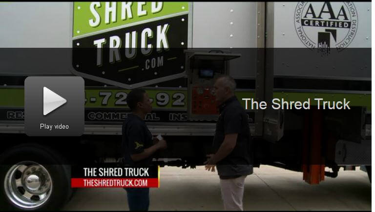 The Shred Truck Video Preview